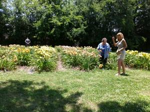 CHATTANOOGA REGION 10 MEETING AND GARDEN TOURS